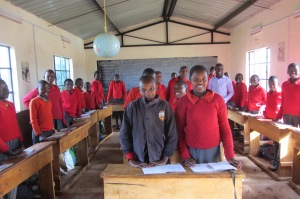 Recent 2015 classroom